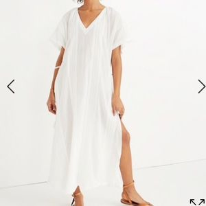 NWT • Madewell • Gibraltar Cover Up Maxi Dress